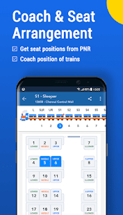 Where is my Train : Indian Railway Train Status 6.6.0 Screenshots 4