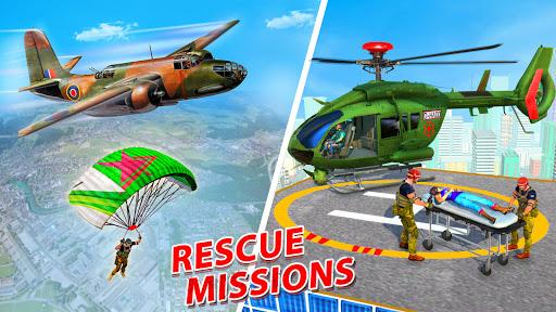 Airplane Pilot Flight Simulator New Airplane Games  Screenshots 3