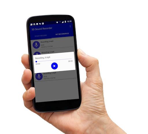 NFC Recording (One Tap) screenshots 3