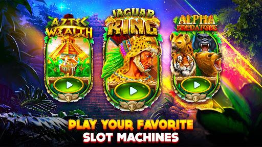 Slots Jaguar King Casino - FREE Vegas Slot Machine 1.54.5 screenshots 13