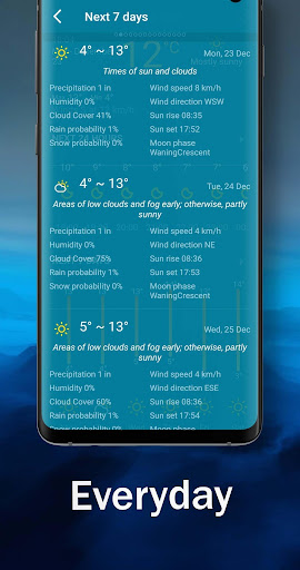 Live Weather - Weather Forecast 2020 1.0.3 Screenshots 7