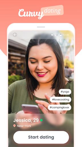 Curvy Singles Dating 1.0.16 screenshots 1