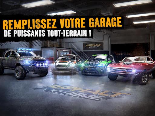 Code Triche Asphalt Xtreme: Rally Racing (Astuce) APK MOD screenshots 3