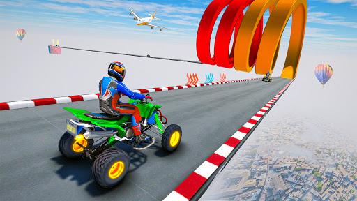 ATV Quad Bike Racing u2013 Mountain Climb Stunt Games  screenshots 7