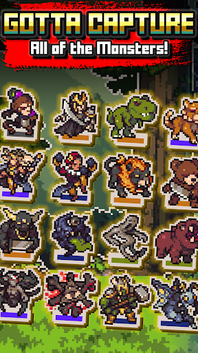 Idle Monster Frontier - team rpg collecting game 2.1.0 screenshots 1