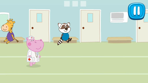 Hippo Eye Doctor: Medical game  screenshots 5