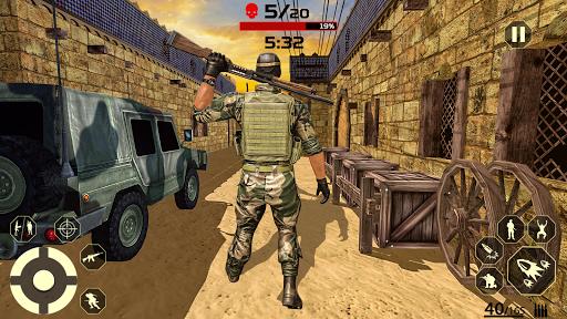 FPS Shooter Game: Offline Gun Shooting Games Free 1.1.4 screenshots 4
