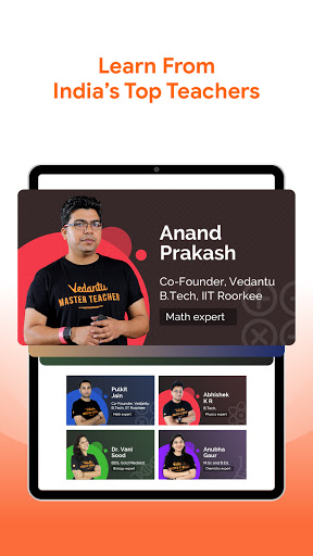 Vedantu: LIVE Learning App | Class 1-12, JEE, NEET apktram screenshots 16