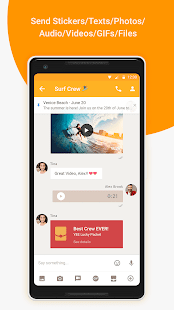 YeeCall - HD Video Calls for Friends & Family Screenshot