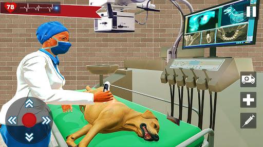 Animals Rescue Game Doctor Robot 3D  screenshots 2