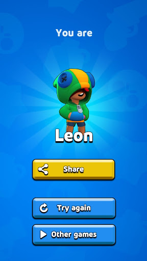 TEST: Who are you from Brawl Stars? 1.9 Screenshots 1
