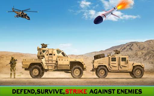 Missile Attack : War Machine - Mission Games 1.3 Screenshots 5
