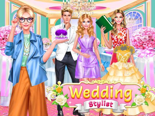 Wedding Makeup Stylist - Games for Girls 1.0 Screenshots 1