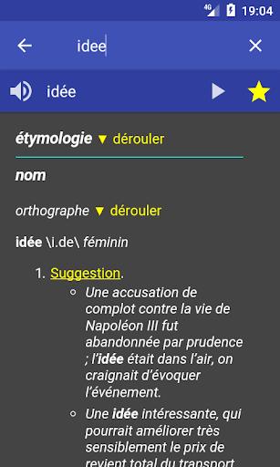 French Dictionary - Offline  Screenshots 2