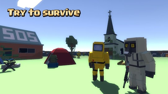 Hungry Brothers Survival Games Hack for iOS and Android 4