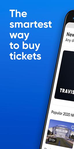 SeatGeek u2013 Tickets to Sports, Concerts, Broadway 2021.02.02322 Screenshots 1