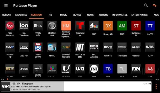 Foto do Portcase Player : Torrent & IPTV
