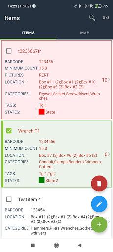 Inventory 8.6.2 screenshots 2
