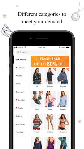 Floryday: Women Fashion Store 6.10.0 Screenshots 3