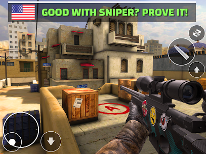 Counter Attack 3D — Multiplayer Shooter v 1.2.42 [Много денег] 4