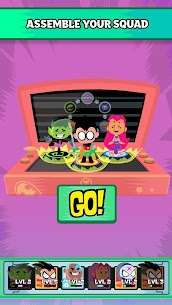 Teeny Titans: Collect & Battle Apk Download New 2021* 5