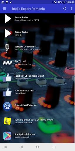 Radio Expert Romu00e2nia screenshots 1