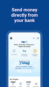 Paytm -UPI, Money Transfer, Recharge, Bill Payment 2