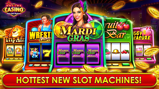 Online Casino - Vegas Slots Machines apkmartins screenshots 1