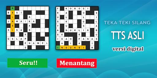 TTS Asli - Teka Teki Silang Pintar 2021 Offline  Screenshots 6