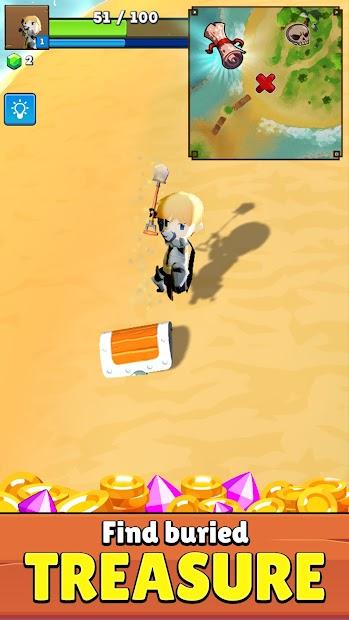 Treasure Digger screenshot 2