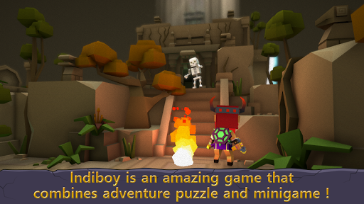 IndiBoy - A dizzy treasure hunter android2mod screenshots 10