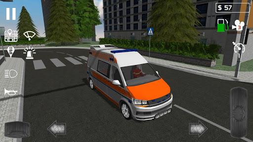 Emergency Ambulance Simulator 1.2 screenshots 1