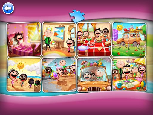 ella bella puzzles screenshot 2