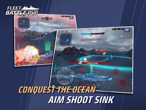 Fleet Battle PvP screenshots 9