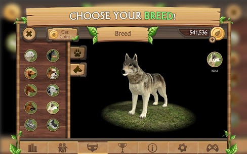 Dog Sim Online: Raise a Family Mod Apk (Unlimited Money) 2