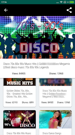 70s 80s 90s Music player & Oldies Songs  screenshots 3