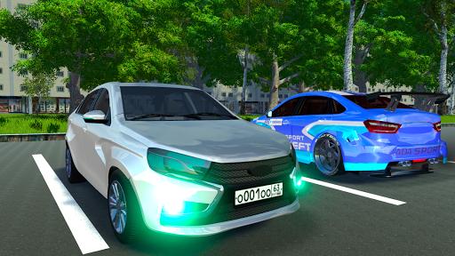 New Lada: Russian Car Drift - Racing City  screenshots 1