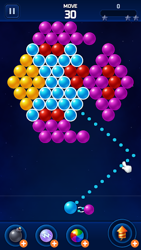 Bubble Star Plus : BubblePop! filehippodl screenshot 2