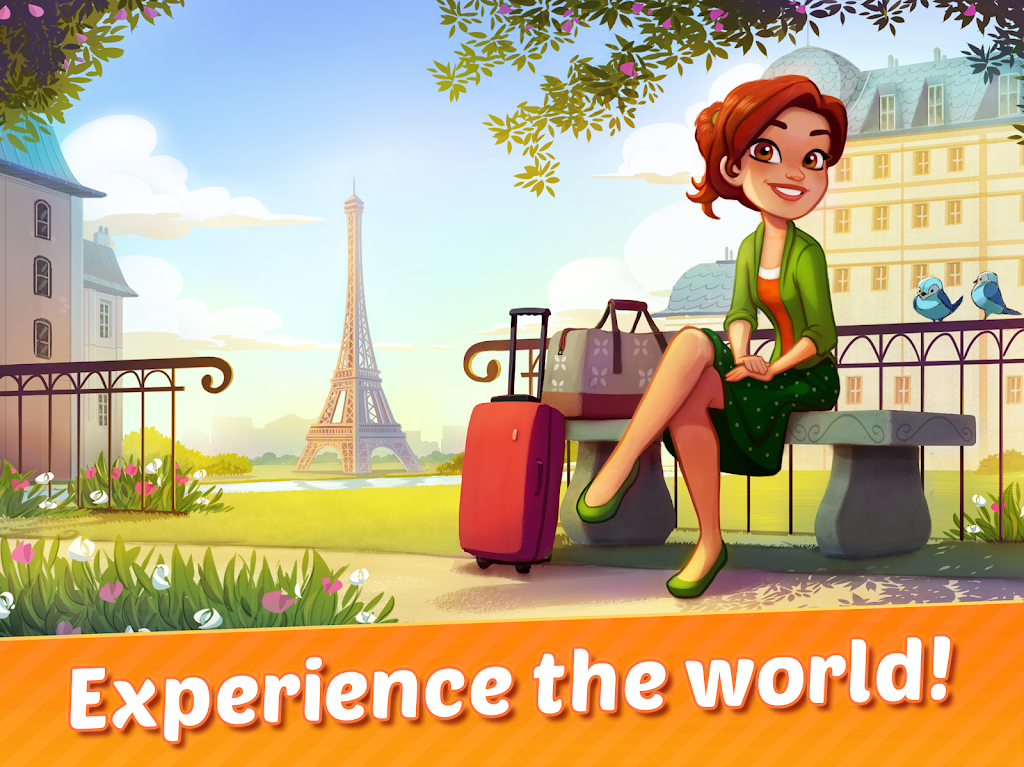 Delicious World - Cooking Restaurant Game poster 8