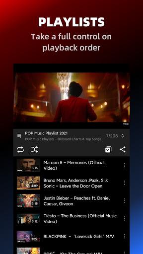 Pure Tuber - Block Ads for Video, Free Premium screen 2