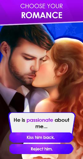 Code Triche Mysterious Lover: Interactive Romance Game (Otome) (Astuce) APK MOD screenshots 1