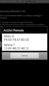 An2An Remote (Demo)  For Pc Or Laptop Windows(7,8,10) & Mac Free Download 1