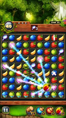 スイートフルーツポップ:マッチ3パズルのおすすめ画像5