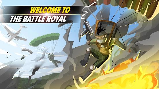 Stickman Battle Royale 1.8 screenshots 3