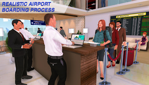 Virtual City Police Airport Manager Family Games 3.0.2 Screenshots 5