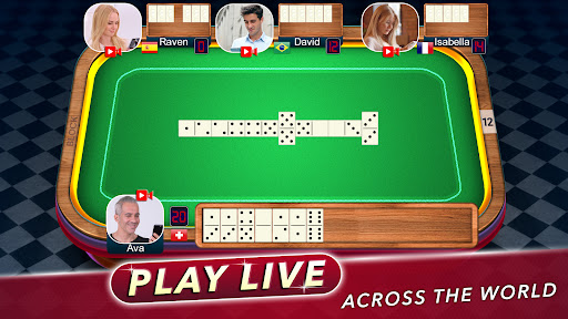 Dominoes: Video Live Domino 1.1 screenshots 18