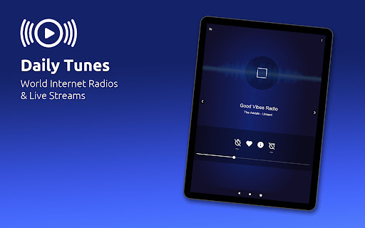 Daily Tunes - World Internet Radios & Live Streams Apkfinish screenshots 15