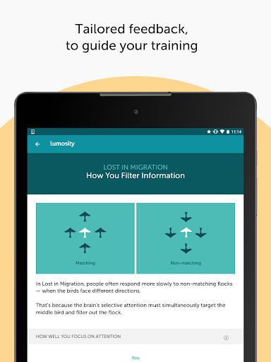 Lumosity: Brain Training 2021.03.15.2110326 Screenshots 21