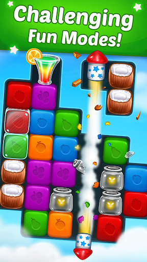 fruit cube blast screenshot 2