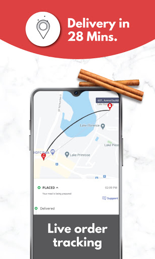 BOX8 - Order Food Online | Food Delivery App android2mod screenshots 7